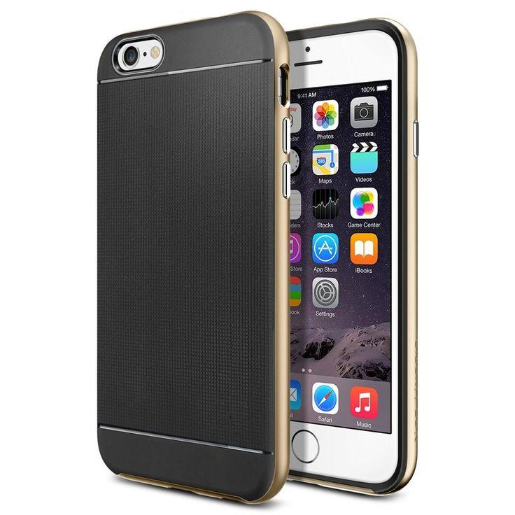"Neo Hybrid Gold (iPhone 6 - 4.7"") OEM BULK - myThiki.gr - Θήκες Κινητών-Αξεσουάρ για Smartphones και Tablets - Neo Hybrid Gold - iPhone 6 - 4.7"""