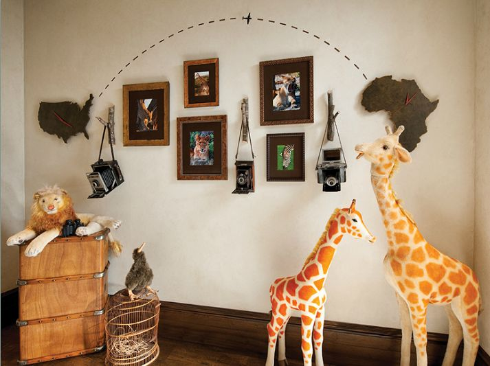 17 Best Ideas About Safari Kids Rooms On Pinterest