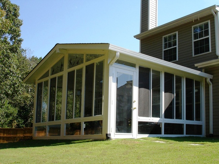 Roof Design Ideas: 17 Best Images About Sunrooms On Pinterest