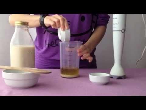 """▶ """"Burro"""" all' olio d' oliva (alternativa al burro e alla margarina) - YouTube"""