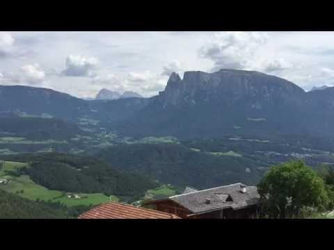 Itália - conhecendo as Dolomitas!