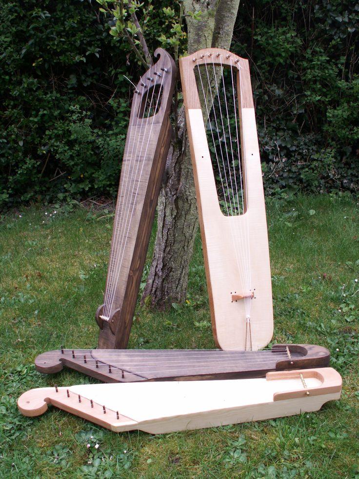 kantele plans | Gusli, lyre, kantele