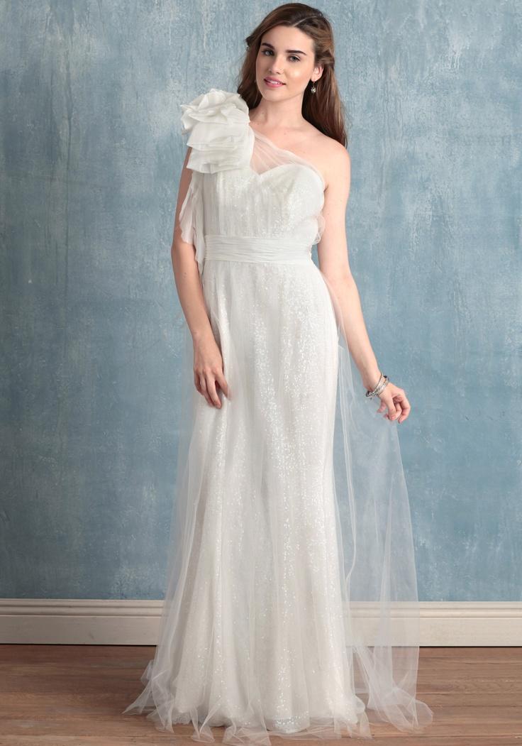 Angeline, Ruche, $639.99, Wedding Dress
