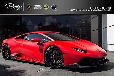 2015 Lamborghini Other LP610-4 Coupe 2-Door 2015 Lamborghini