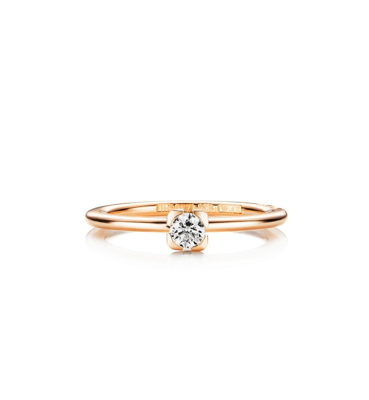 Efva Attling - Love Beads Wedding  $1,965 - Ring in gold or white gold with brilliant cut diamond.