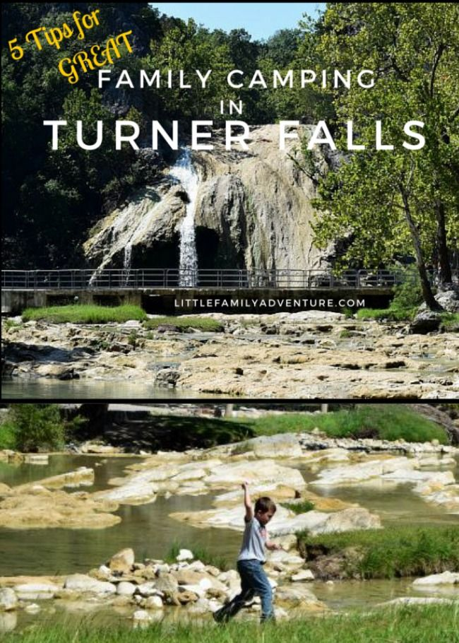 Whether you're spending a day or stay a week, you'll enjoy this outdoor destination in Oklahoma. Here are 5 tips for great Turner Falls camping