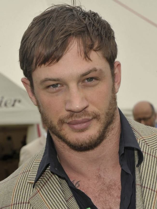 Tom Hardy at the Cartier International Polo Day - July 26, 2009 / TH0073