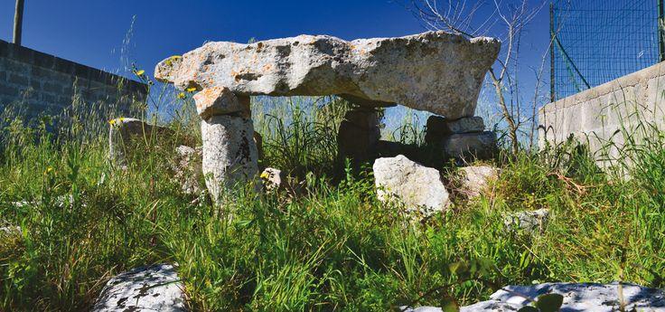 dolmen e Menhir