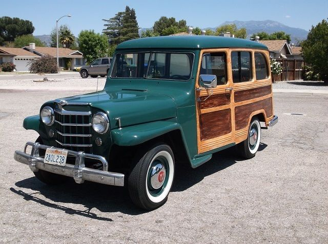 60 best Willys Wagons images on Pinterest