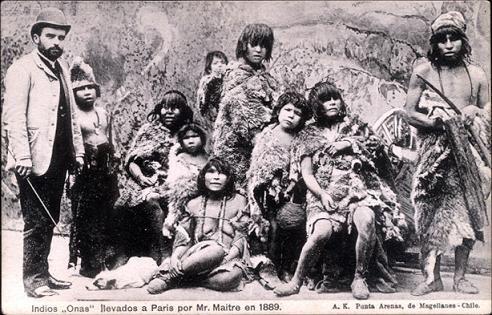 Zoológicos Humanos: Película relata sobre horrorosos episodios en la vida de los Pueblos Indígenas de chile pueblos Mapuches y otros.