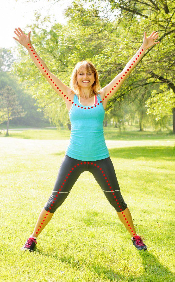 7 exercices ciblés pour faire fondre la graisse à l ...