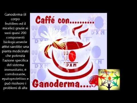 caffè ganoderma - YouTube