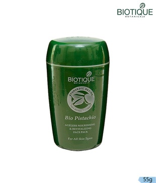 Biotique Pistachio Ageless Nourishing  & Revitalizing  Face Pack - Blending ancient ayurvedic therapies along with the latest bio-technical innovations.  http://www.snapdeal.com/product/biotique-pistachio-ageless-nourishing-revitalizing/92132?utm_source=Fbpost_campaign=Delhi_content=272969_medium=270912_term=Prod