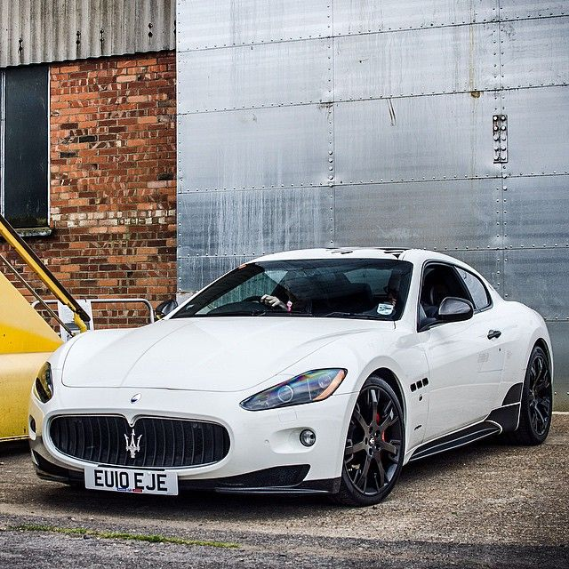 #Maserati #Granturismo