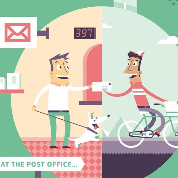 Postára mennél? A tagállamokban megszűnt a postai monopólium, így a jövőben már több szolgáltató közül is válogathatsz. http://ec.europa.eu/growth/sectors/postal-services/index_en.htm