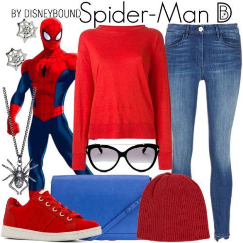 #DISNEYBOUNDCHALLENGE Day 27: Marvel Characters... | DisneyBound