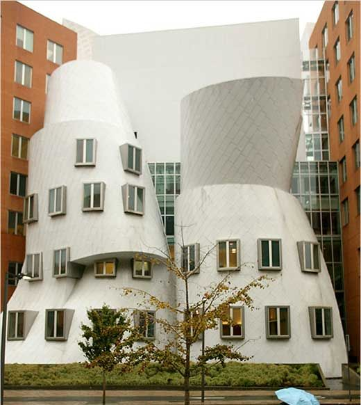 Frank Gehry design at MIT | Contemporary architecture, best architects, architectural projects. For More News: http://www.bocadolobo.com/en/news-and-events/