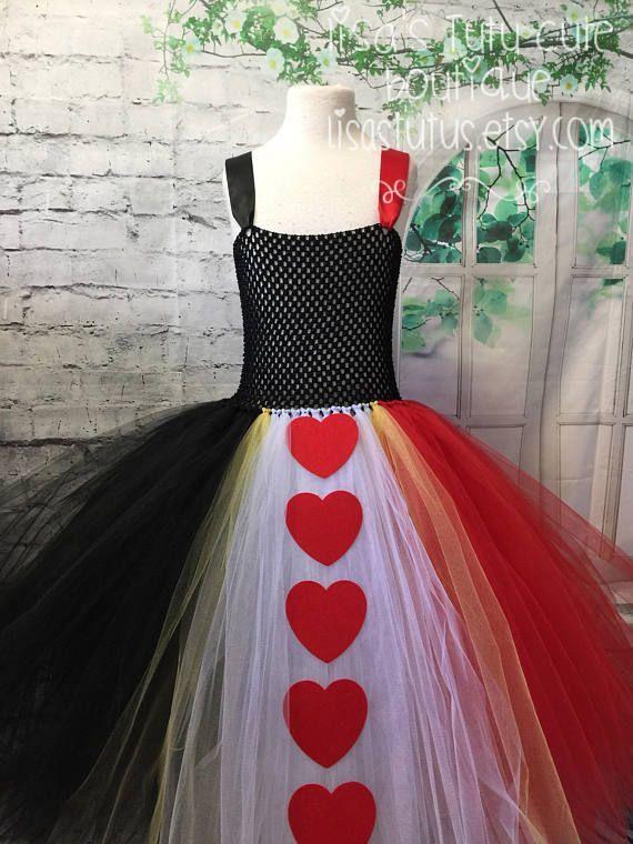 Resultado de imagen de disfraz reina de corazones casero ...