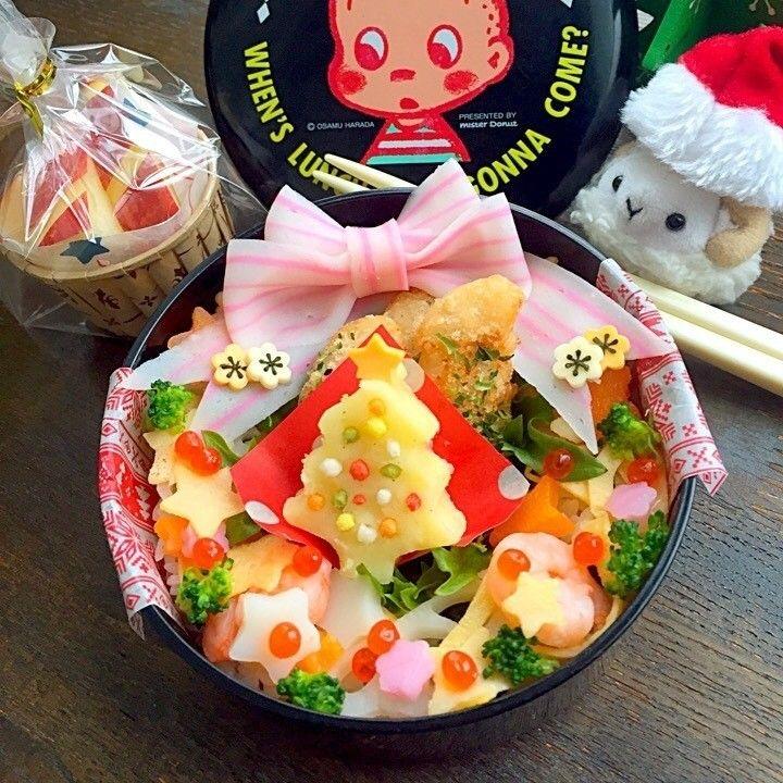 マトンさんの飼い主さんのちらし寿司リース 空っぽにな れ #snapdish #foodstagram #instafood #food #homemade #cooking #japanesefood #料理 #手料理 #ごはん #おうちごはん #テーブルコーディネート #器 #お洒落 #ていねいな暮らし #暮らし #ちらし寿司 #クリスマス弁当 #お弁当 #おべんとう #ランチ #おひるごはん #lunch #christmas https://snapdish.co/d/fG1Hja