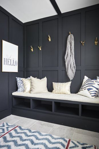 The Mudroom: Behind the Design - Home to Win
