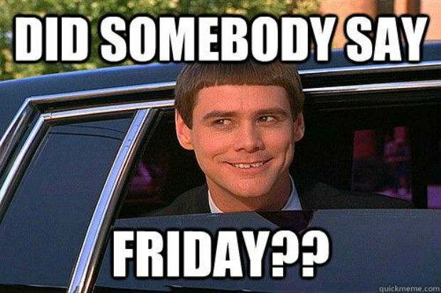 23 Best Friday Memes To Share On Facebook When You Re Ready For The Weekend Friday Meme Racing Quotes Tgif Funny