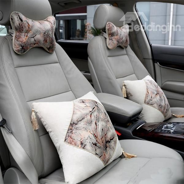 Special Pattern And Perfect Match Car Pillow Sets Pillows Pillow Set Perfect Match