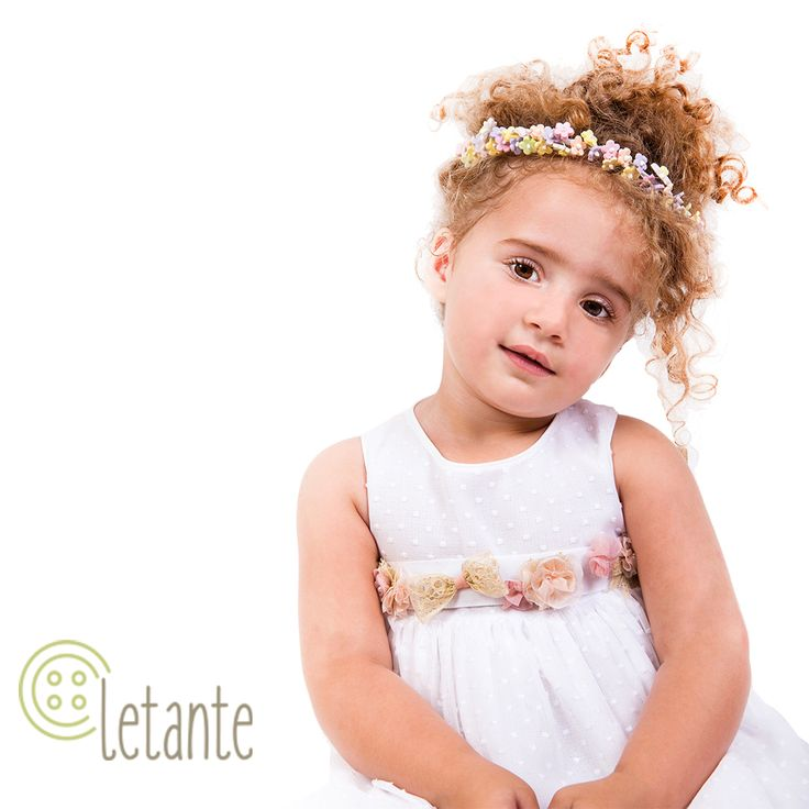 Μοναδικά χειροποίητα Βαπτιστικά ρούχα για κορίτσια! Στην παραμυθενια αγκαλια της Letante! www.letante.com