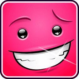 émoticônes, smileys, cliparts, visage carré, jaune, vert, rouge, bleu, rose, violet, orange, gris, heureux, rire, sourire, content, en colère, triste, étonné, grimace, clin d'œil, surpris, téléchargement, gratuit, séries, collections