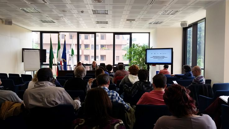 """5 May 2015. First day of the course """" #immigration and #work: toward a corporate ethics code antidiscrimination"""""""