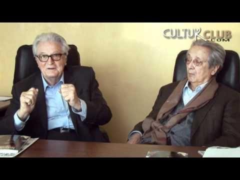 ROLAND DUMAS & JACQUES VERGÈS : un nouvel ordre mondial, de l'Afghanistan à la Côte d'Ivoire - YouTube http://www.youtube.com/watch?v=t57XF5eGZo0