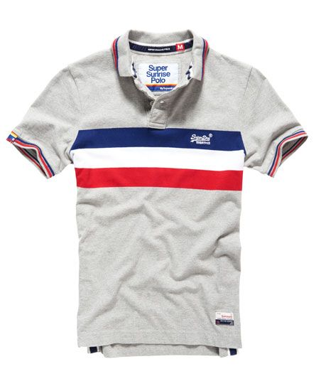 Superdry Polo Super Sunrise