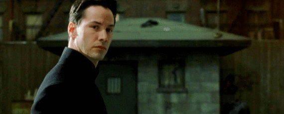 matrix neo trinity gifs | Neo in 'The Matrix Reloaded' - The Matrix Fan Art (22575470) - Fanpop