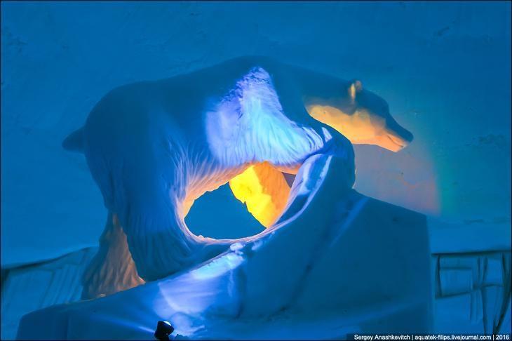 На одну ночь в ледниковый период
