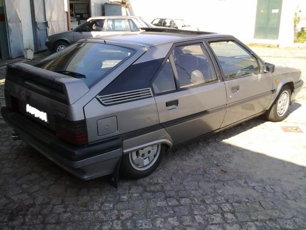Citroen BX 16 TZS