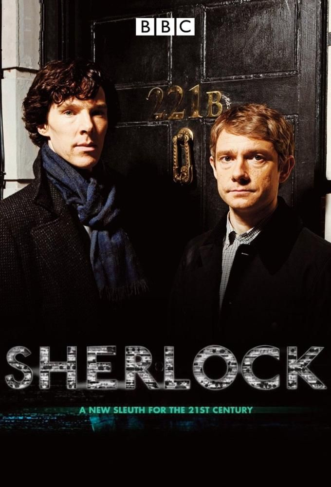 Seriously people, British T.V so much better than American T.V, I'm hooked on this series