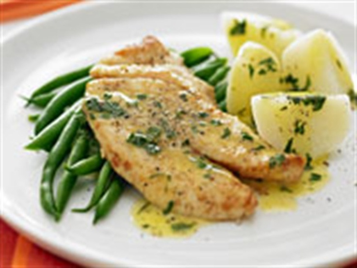 Looking for ways to eat more fish? This recipe is super quick and easy to make.