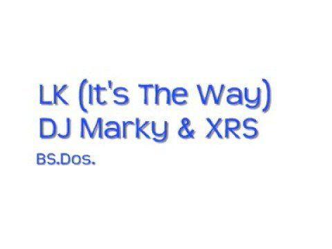 #DrumNBass DJ Marky & XRS - LK (It's The Way) Released in 2002, this is #groovy drum & bass for the summer. One of the best drum & bass tracks in my opinion and one of my favorites! #tune
