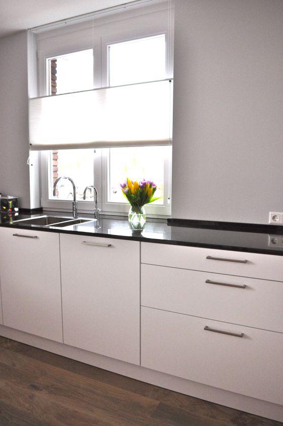 25 beste idee n over lange smalle keuken op pinterest smal kookeiland - Idee van de eetkamer ...