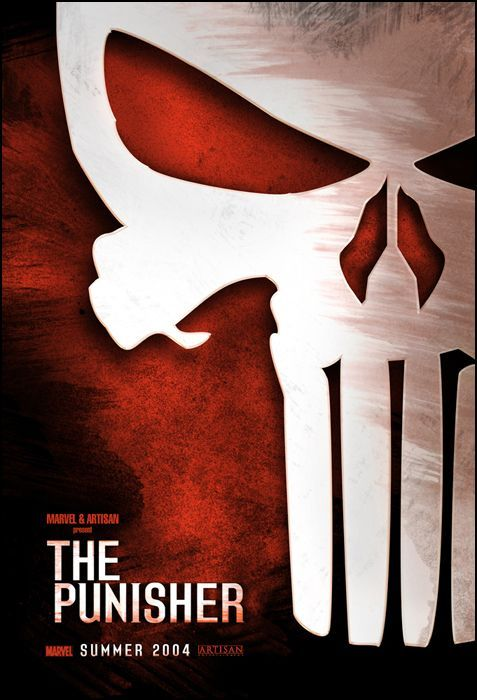 The Punisher Movie Poster (2004)