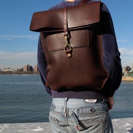 KIKA NY #leather #bag
