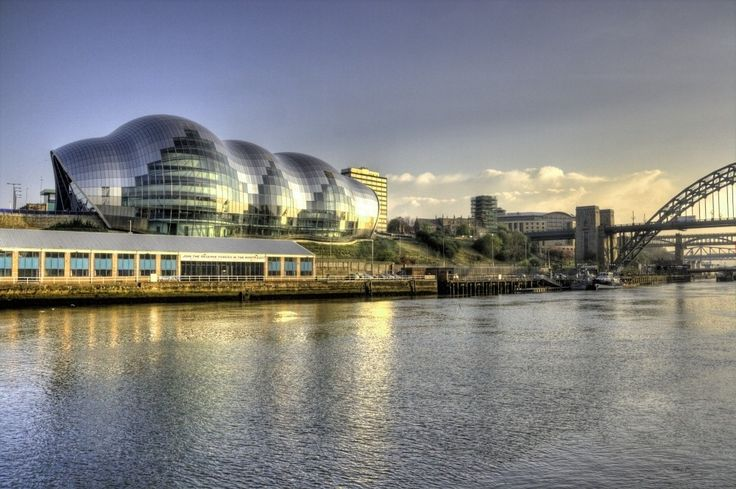 The Sage Gateshead, Foster & Partners | Newcastle upon Tyne ...