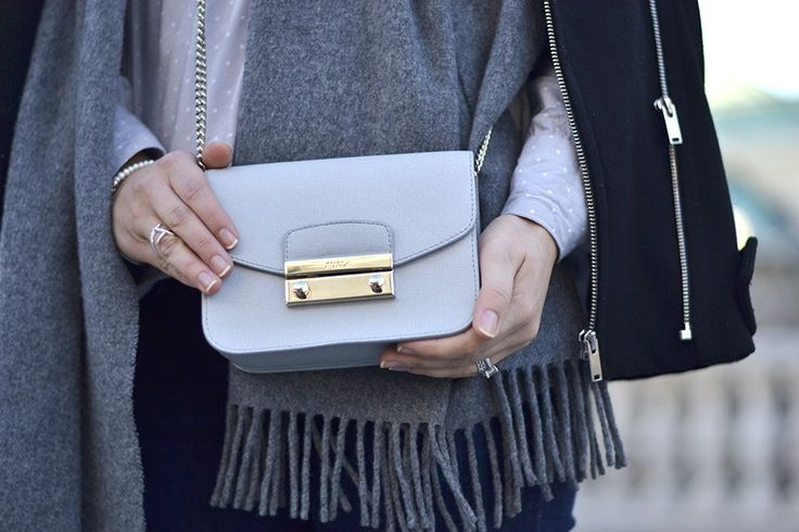 Super easy to style: Furla Metropolis Bag