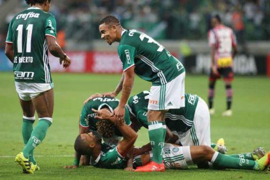 Palmeiras 2 x 1 São Paulo
