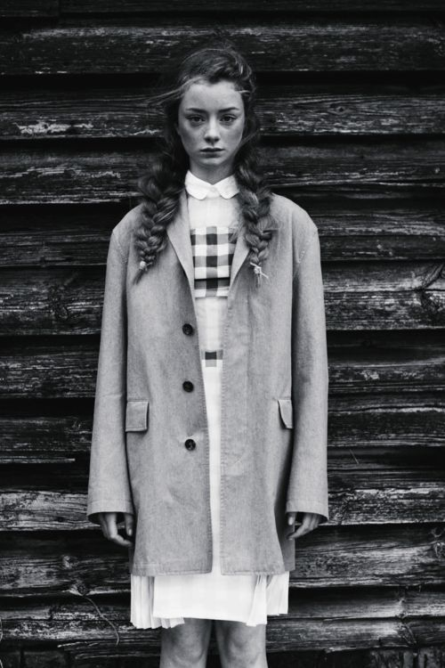 i-D Spring 2010 by Boo George