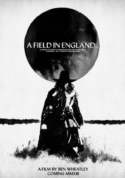Day 73/365: A Field In England-teaser poster-twins of evil