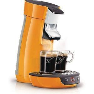 Philips Senseo 1-2 Tasses Viva Hd7825-21 Orange