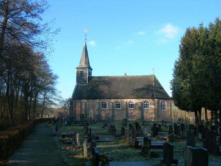 Kerkje van Duurswoude Friesland The Netherlands