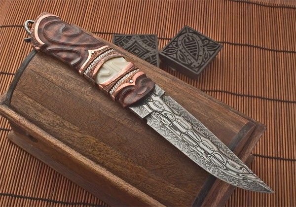 Work from 2006 | André Andersson Custom Knives - null