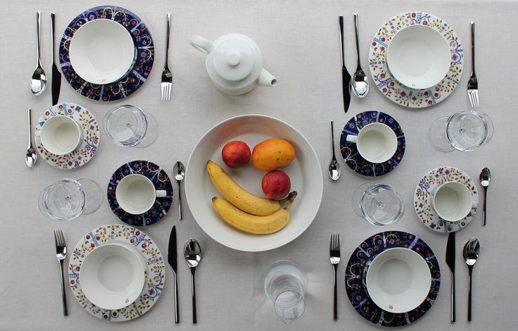 Series: #Taika blue, Taika white, #Teema white, #Artik, #Essence.