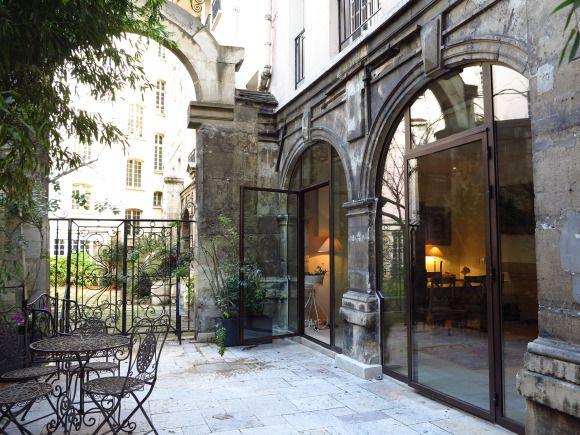 Best appartement terasse paris gallery for Terrasse immo paris